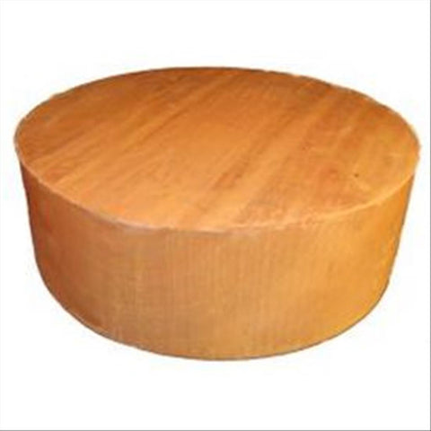"12""x4"" Sourwood Wood Bowl Turning Blank"