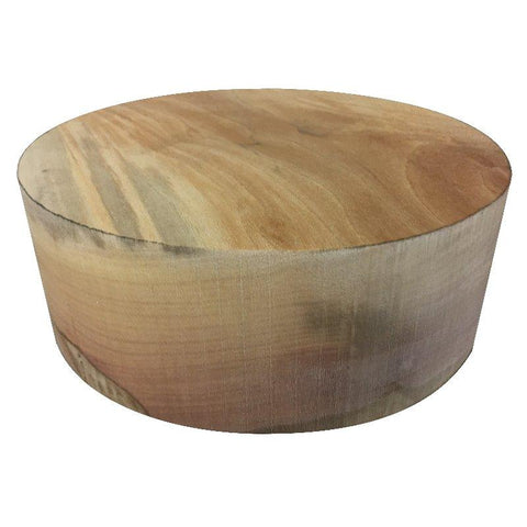 "12""x6"" Sycamore Wood Bowl Turning Blank"