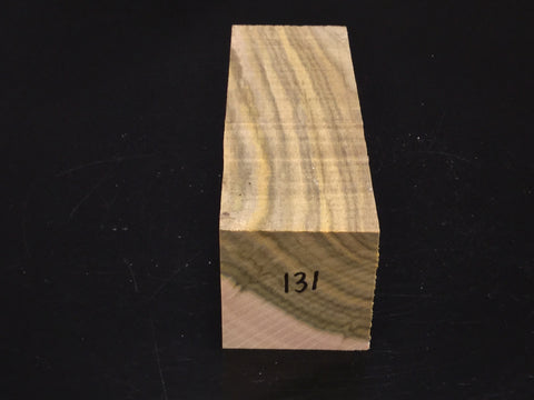 "2""x2""x6"" Chinese Pistache Wood Spindle Turning Blank (#00131)"