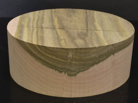 "8""x3"" Chinese Pistache Wood Bowl Turning Blank (#00141)"