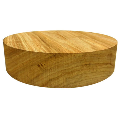 Canarywood Wood Bowl/Platter Turning Blank