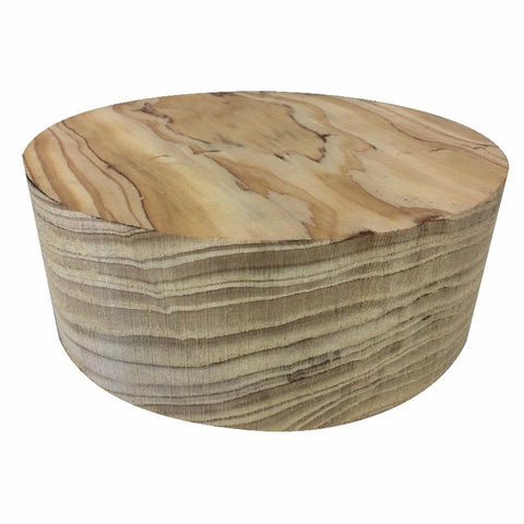 "8""x8"" Cedar of Lebanon Wood Bowl Turning Blank"