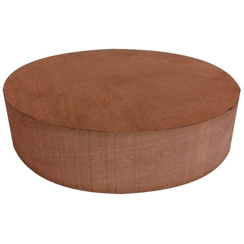 Makore Wood Bowl/Platter Turning Blank
