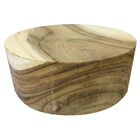 "12""x8"" Mimosa Wood Bowl Turning Blank"