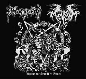 Adokhsiny / Makam - Hymns for Sacrificed Souls (split)