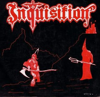 Inquisition - Anxious Death / Forever Under