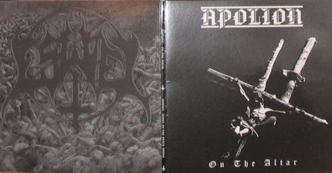 Apolion / Eswiel - Necro Alliance (split)
