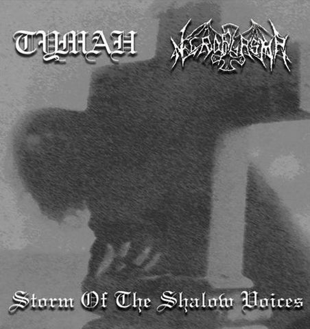 Tymah / Necroplasma - Storm of the Shallow Voices (split)
