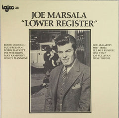 """Lower Register"", Joe Marsala (Vinyl)"