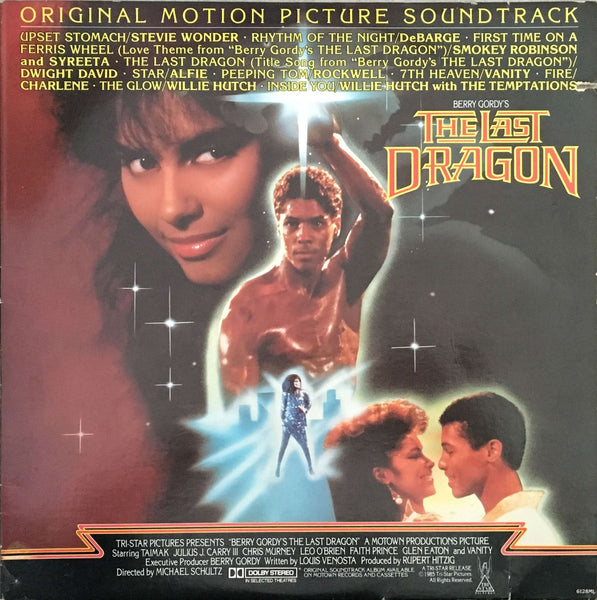Various Berry Gordys The Last Dragon Original Motion Picture Soundtrack