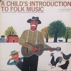 A Child's Introduction To Folk Music, Ed McCurdy (Vinyl)