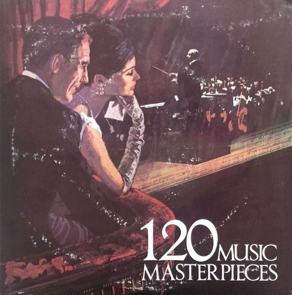 120 Music Masterpieces Highlights, Various (Vinyl)