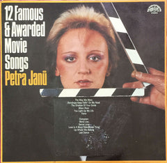 12 Famous & Awarded Movie Songs, Petra Janů (Vinyl)