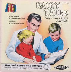Fairy Tales, Tiny Town Players Ensemble (Vinyl)