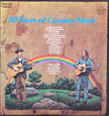 50 Years Of Country Music, Various (Vinyl)