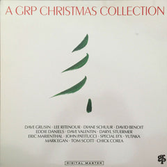 A GRP Christmas Collection, Various (Vinyl)