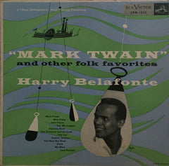 """Mark Twain"" And Other Folk Favorites, Harry Belafonte (Vinyl)"