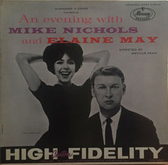 An Evening With Mike Nichols And Elaine May, Mike Nichols And Elaine May (Vinyl)
