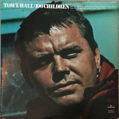 100 Children, Tom T. Hall (Vinyl)