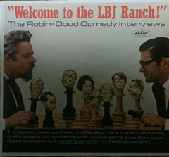 """Welcome To The LBJ Ranch!"", Earle Doud And Alen Robin (Vinyl)"