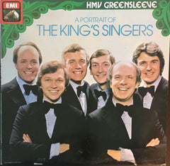 A Portrait Of The King's Singers, The King's Singers (Vinyl)