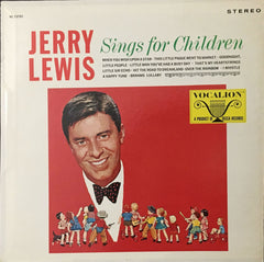 Jerry Lewis Sings For Children, Jerry Lewis (Vinyl)