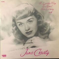 A Lovely Way To Spend An Evening, June Christy (Vinyl)