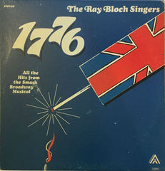 1776 - All The Hits From The Smash Broadway Musical, The Ray Bloch Singers (Vinyl)