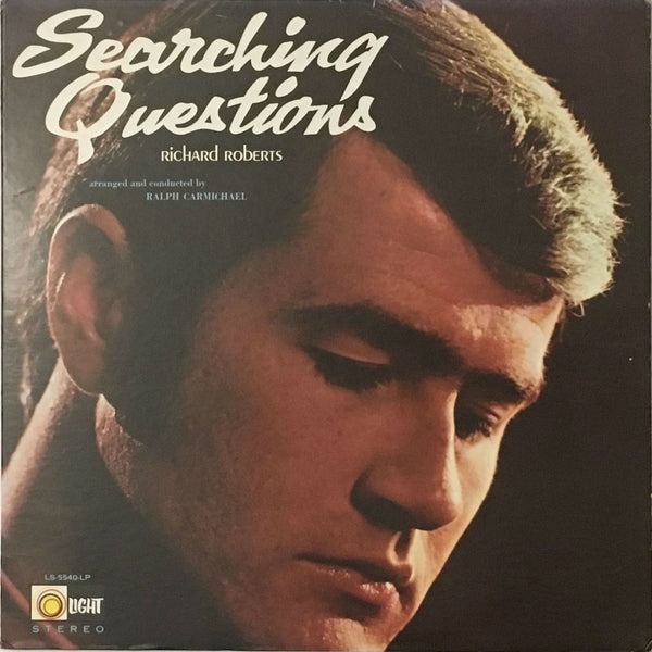 Searching Questions, Richard Roberts (Vinyl)