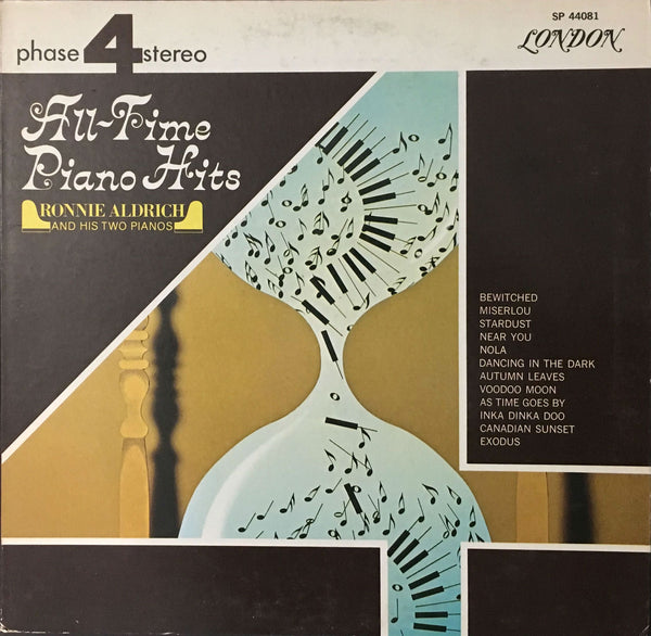 All-Time Piano Hits, Ronnie Aldrich And His Two Pianos (Vinyl)