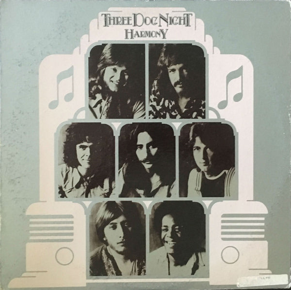 Harmony, Three Dog Night (Vinyl)