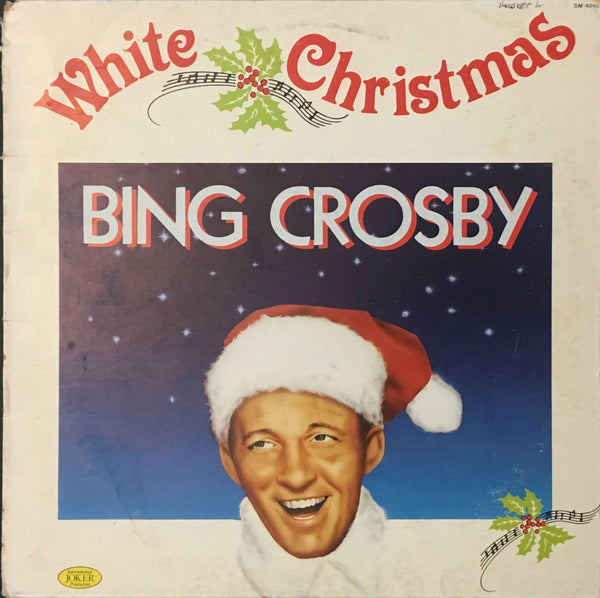 White Christmas, Bing Crosby (Vinyl)