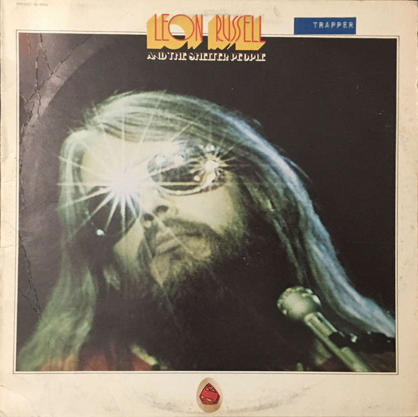 Leon Russell And The Shelter People, Leon Russell (Vinyl)