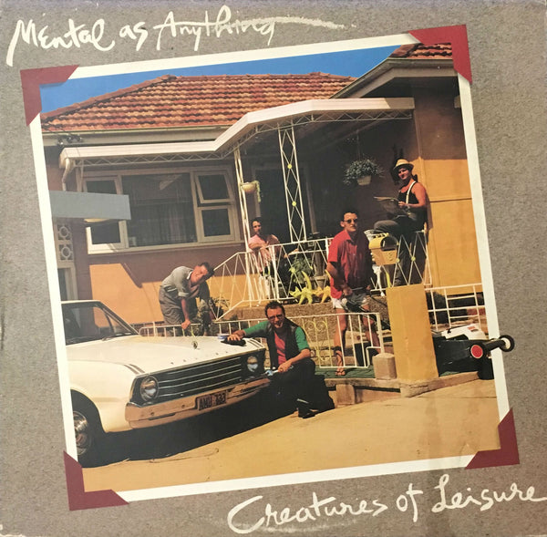 Creatures Of Leisure, Mental As Anything (Vinyl)