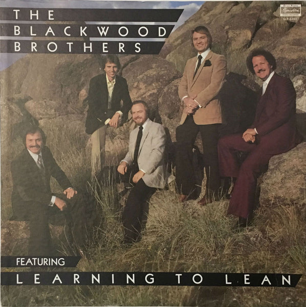 The Blackwood Brothers Featuring Learning To Lean, The Blackwood Brothers (Vinyl)