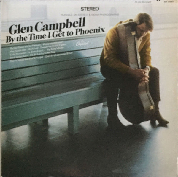 By The Time I Get To Phoenix, Glen Campbell (Vinyl)