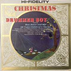 Christmas Drummer Boy, Don Janse And His 60 Voice Children's Chorus (Vinyl)