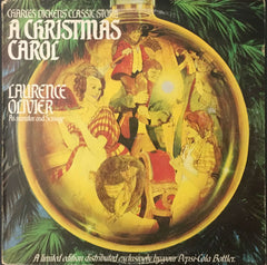 Charles Dickens' Classic Story A Christmas Carol, Laurence Olivier (Vinyl)