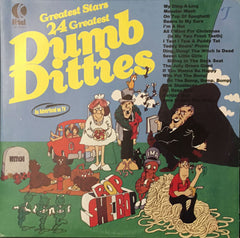 24 Greatest Dumb Ditties, Various (Vinyl)