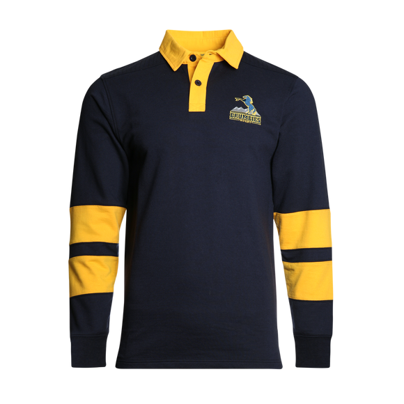 Mens Supporter Rugby Polo