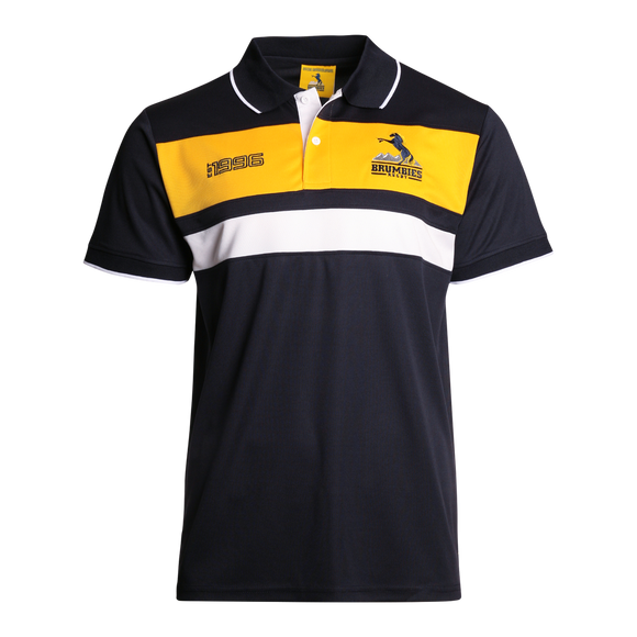Mens Supporter Polo