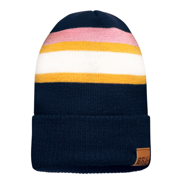 Wool Checked Beanie