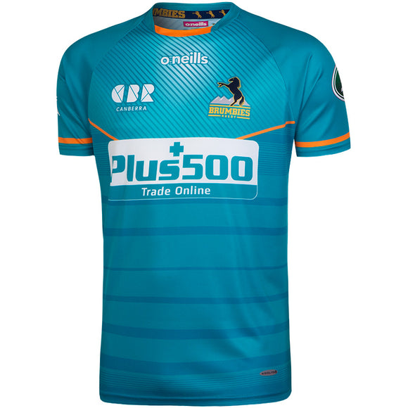 '19 Youth Training Shirt Turquoise