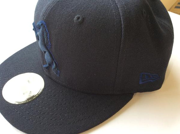 New Era 9Fifty Snap Back Cap Navy