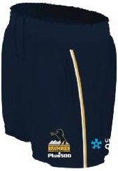 '21 Mens Gym Short Bailey Navy
