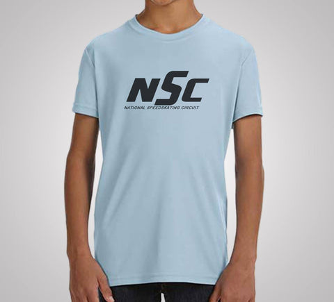 Logo T-Shirt Baby Blue