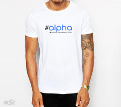 Alpha T-Shirt White