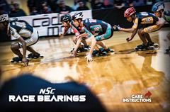 NSC PREMIUM RACE BEARINGS