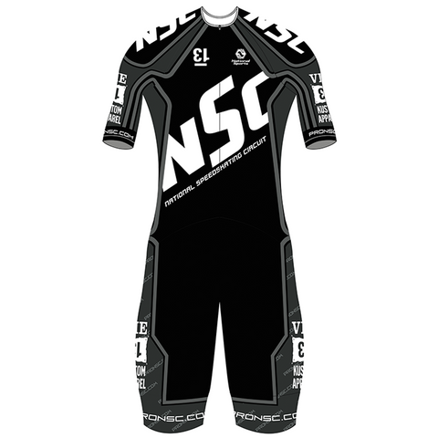 NSC Suit Black