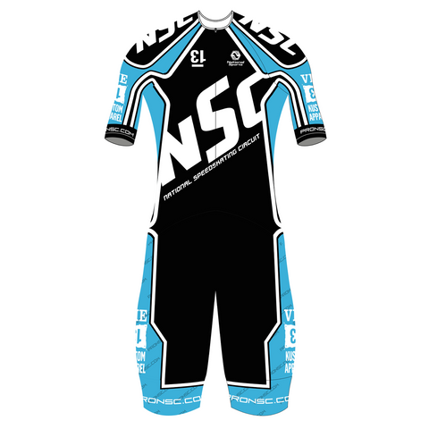 NSC Suit Blue